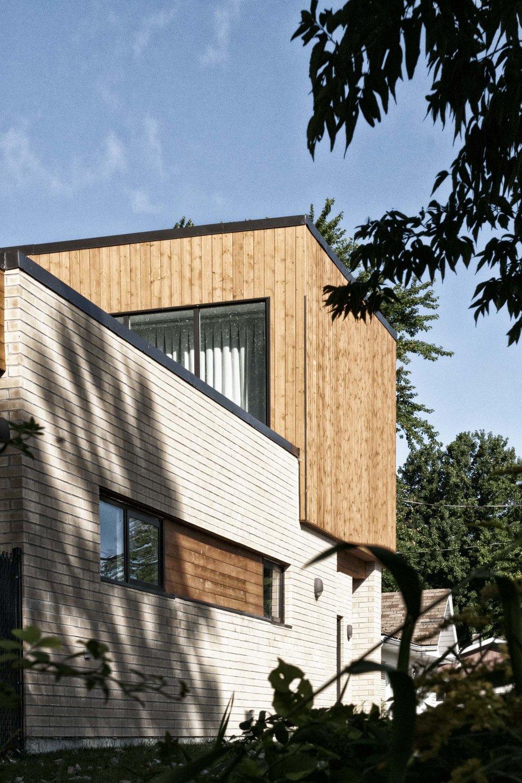 R sidence samson dka architectes for Architecte st eustache