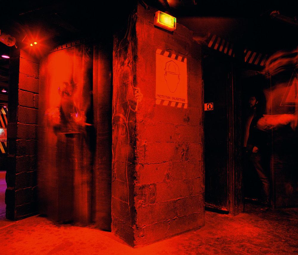 Backroom, Paris 2010-2012
