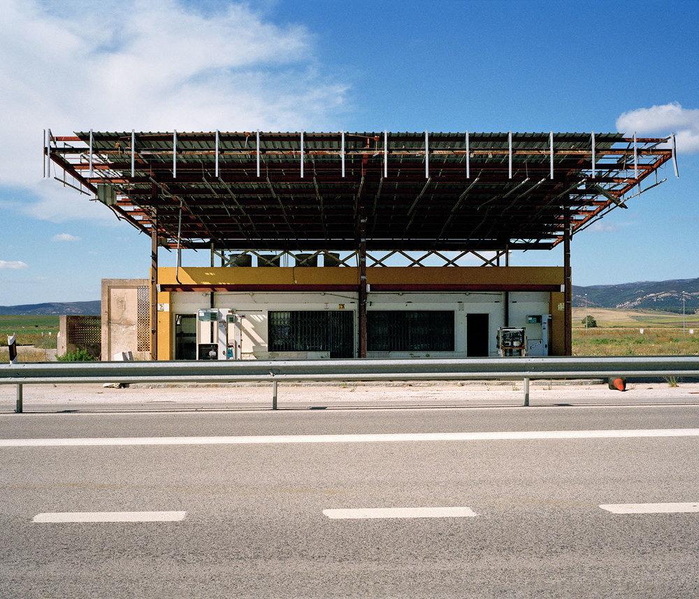 Autovía de la Luz Cadix, 2010-2011