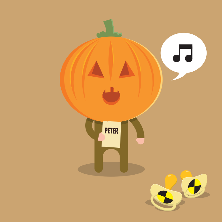 The Ballad of Peter Pumpkinhead, Crash Test Dummies