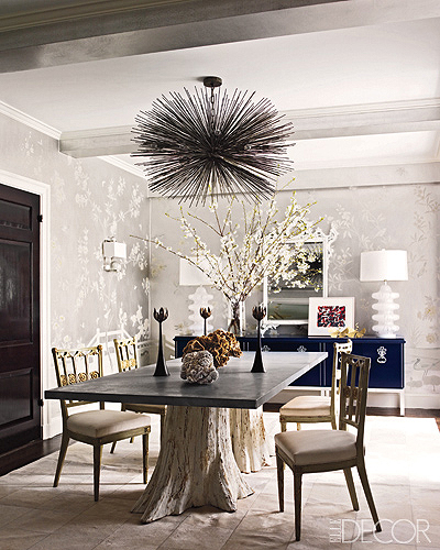 The Look For Less Ashley Stark Dining Room