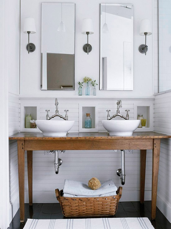 build a better bathroom MFAMB :: My Favorite And My Best