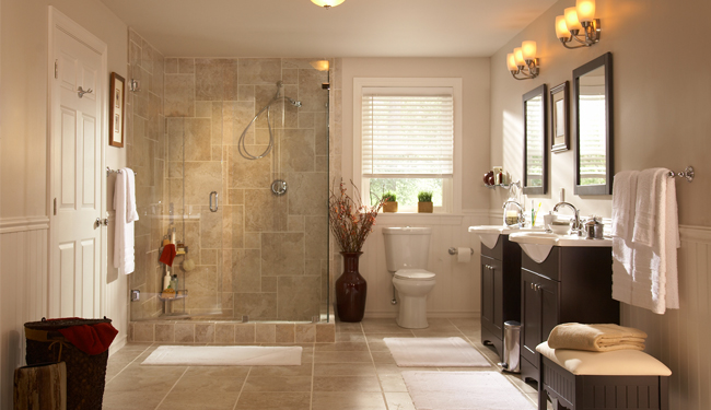 home depot bathroom tile ideas build a better bathroom jenny andrews anderson 8974