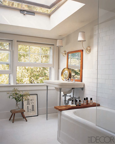 I will be getting my paint on this weekend and it 39 s for Bathroom elle decor