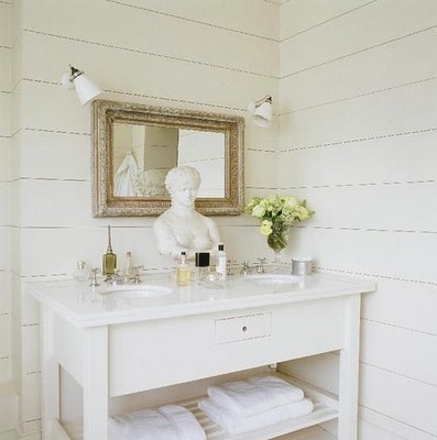 Pretty White Bathrooms Herewith