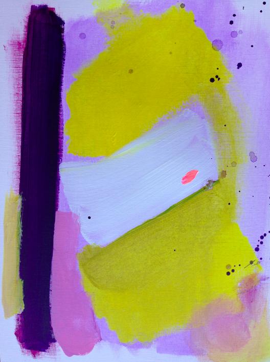 purple contrast 9 x 12