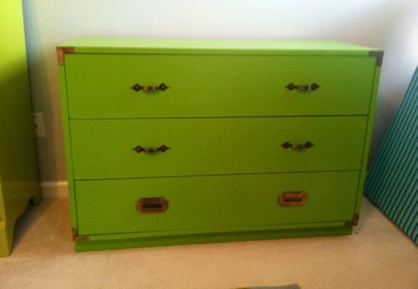 campaign dresser- $75
