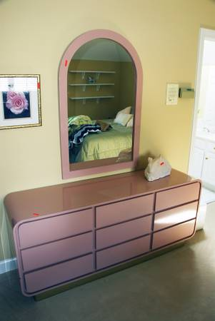 bedroom furniture- $1200