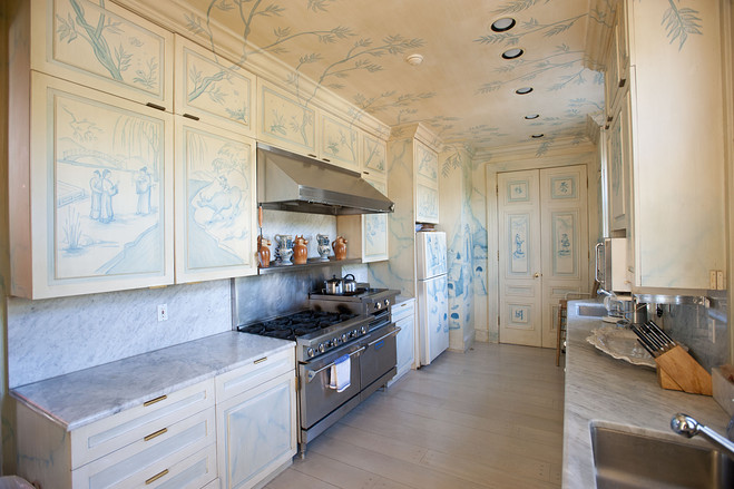 I Came Across An Image Of This Kitchen In The Latest Veranda Magazine.