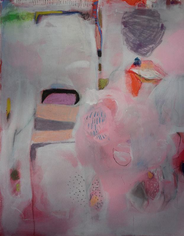 archduchess     24 x 30 canvas