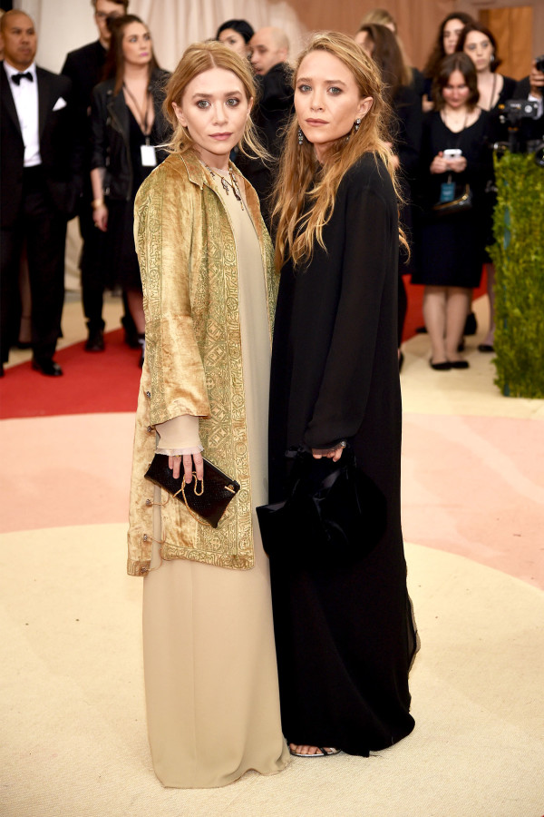 mary kate and ashley olsen in who knows? bea arthur's closet collection?