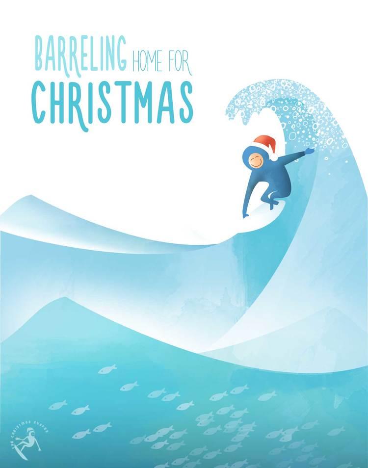 Christmas Cards Reddin Designs
