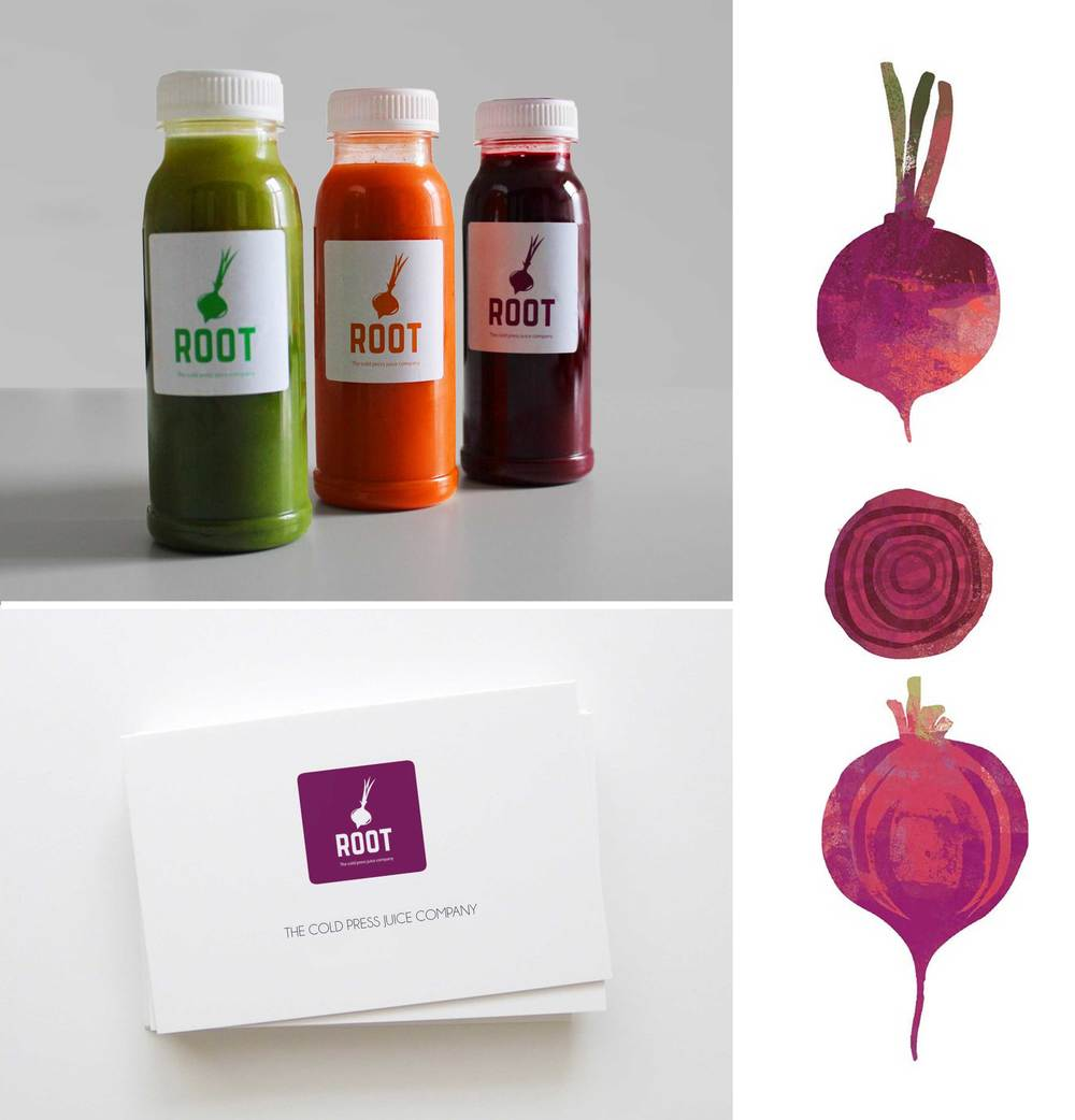Juice Logo Design