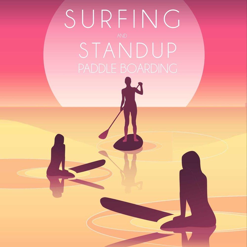Reddin Designs sup poster