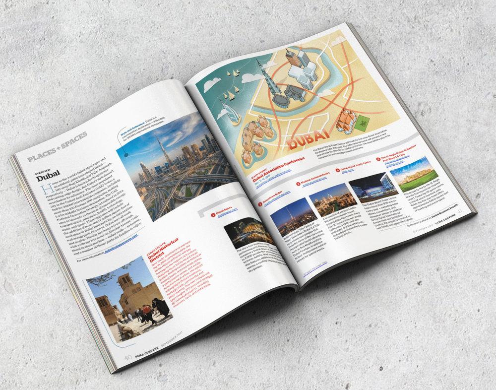 Reddin Designs Convene Magazine