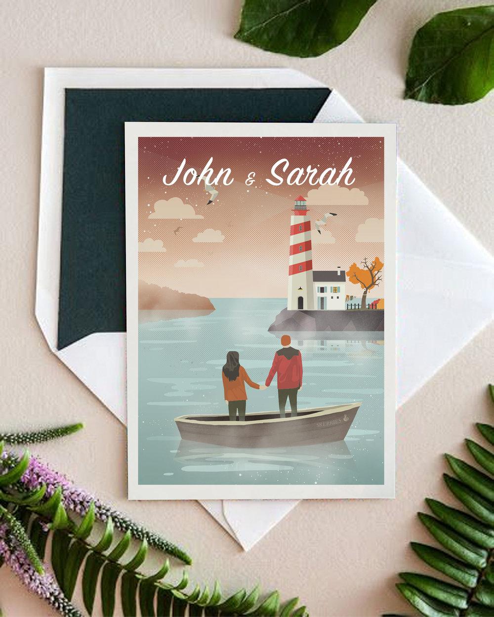 Reddin-designs-Wedding-invite-couple-in-boat.jpg