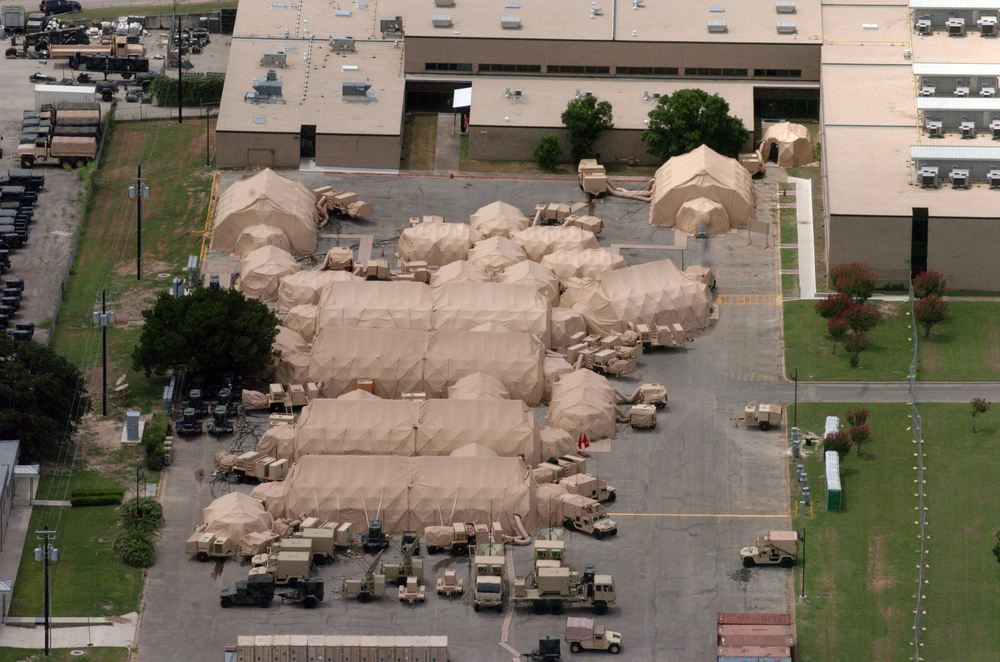 Large Scale Tactical Operations Center