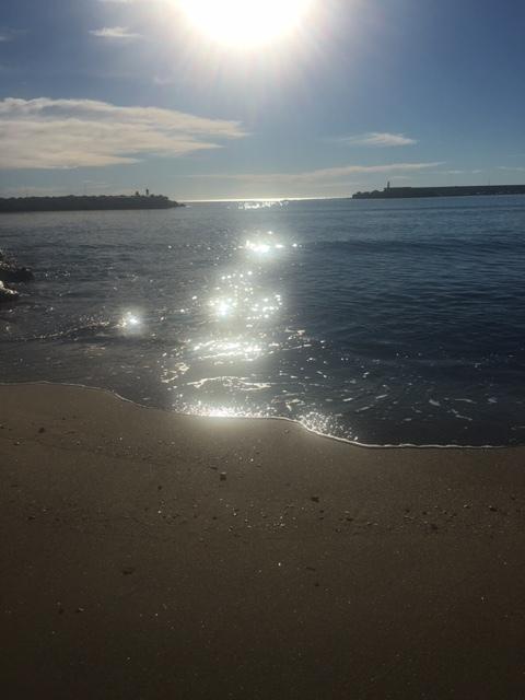Fuengirolan kaunis ranta