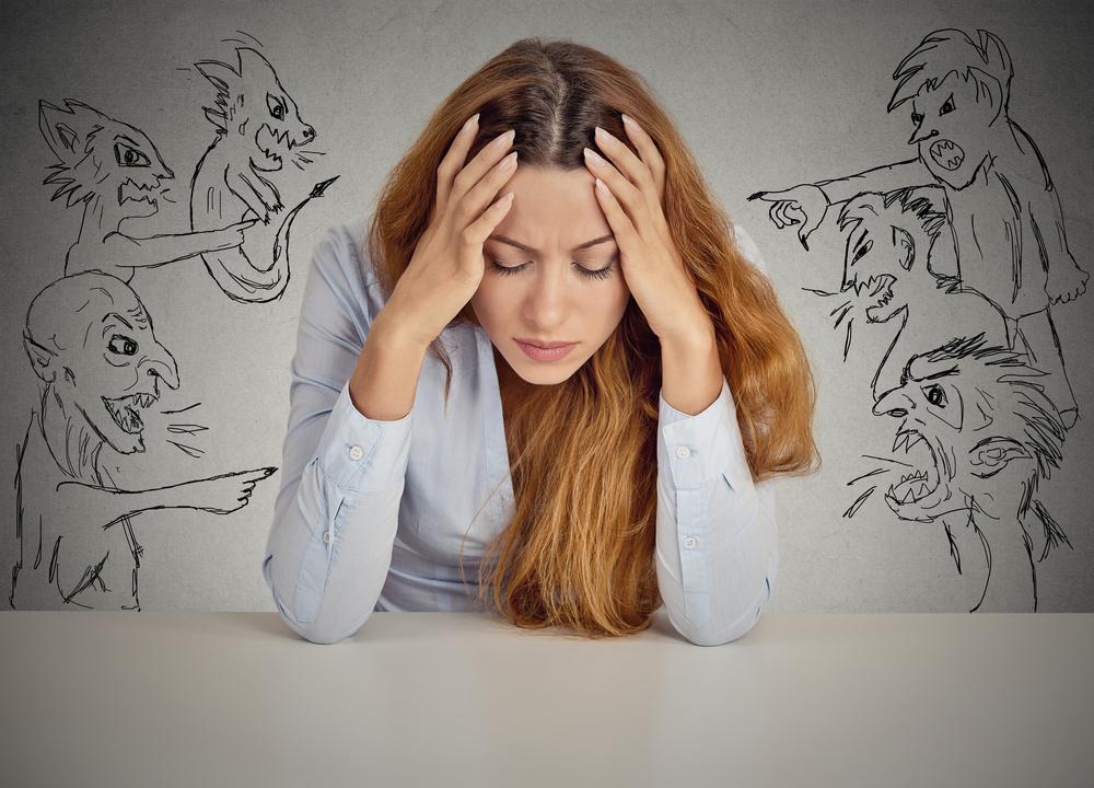 Usein kamalampaa on se miten mielemme tuomitsee tunteemme, kuin tunne itse.