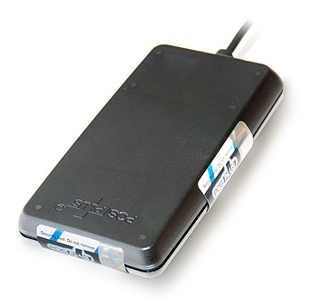 USB kopplad PosPlus kontrollenhet för Svenska Skatteverket