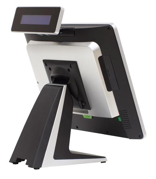FEC butiksdator med kunddisplay och pekskärm