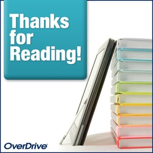 "Image stating ""Thanks for reading!"""