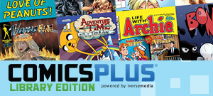 ComicsPLUS Button