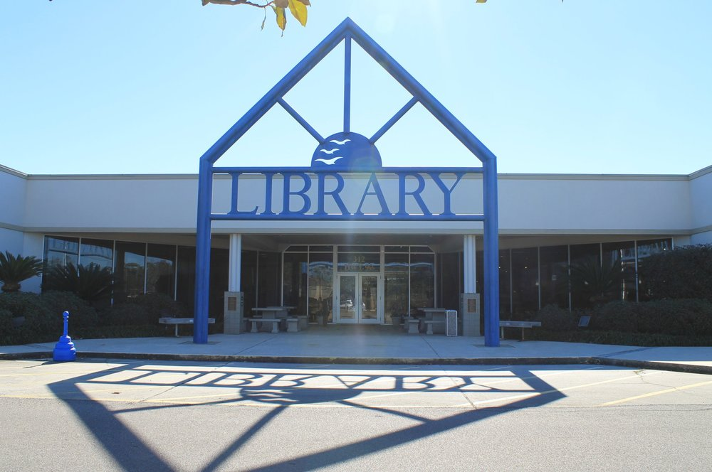 Bay St. Louis-Hancock County Library