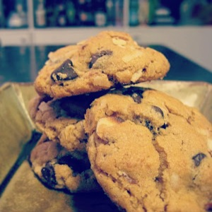 salted peanut butter chocolate chip