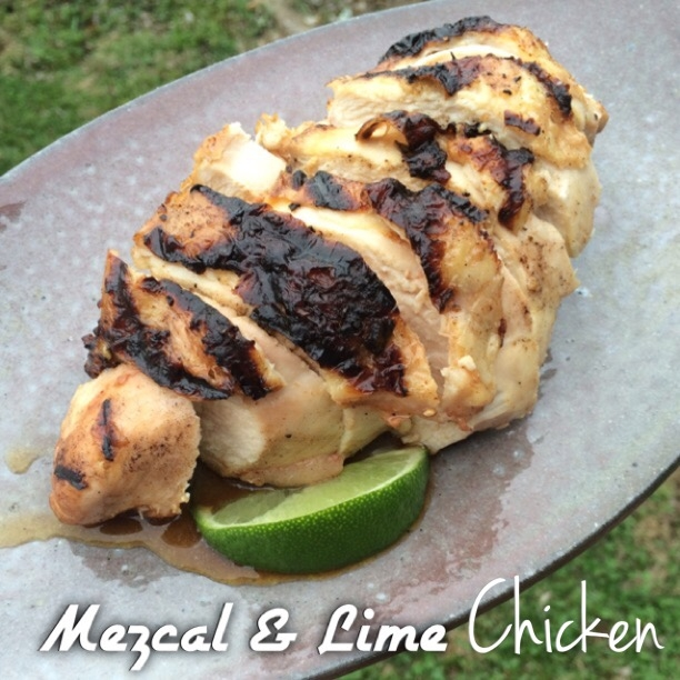 Mezcal and Lime Chicken