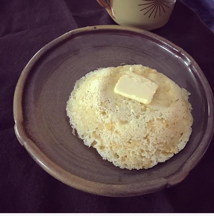 Cheesy Keto Breakfast Spoonbread