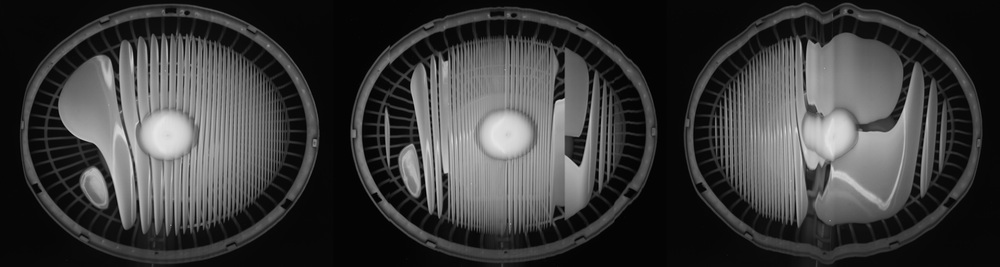 Marcel Duchamp's Biggest Fans (2015)  Electric Fan scanned using a Canoscan 3200F.