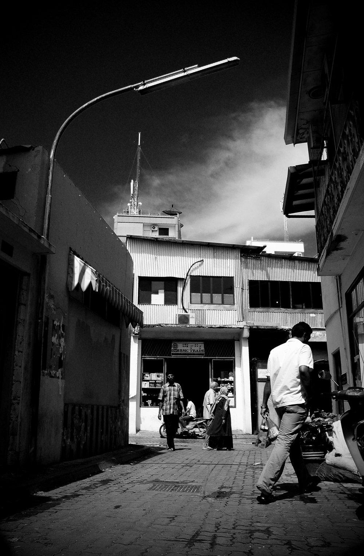 Male' City. Nikon D70s. (2007)