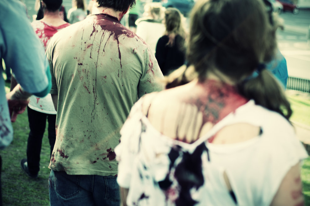 2013-08-24 - Hobart - Zombie March - D3100-0018.jpg