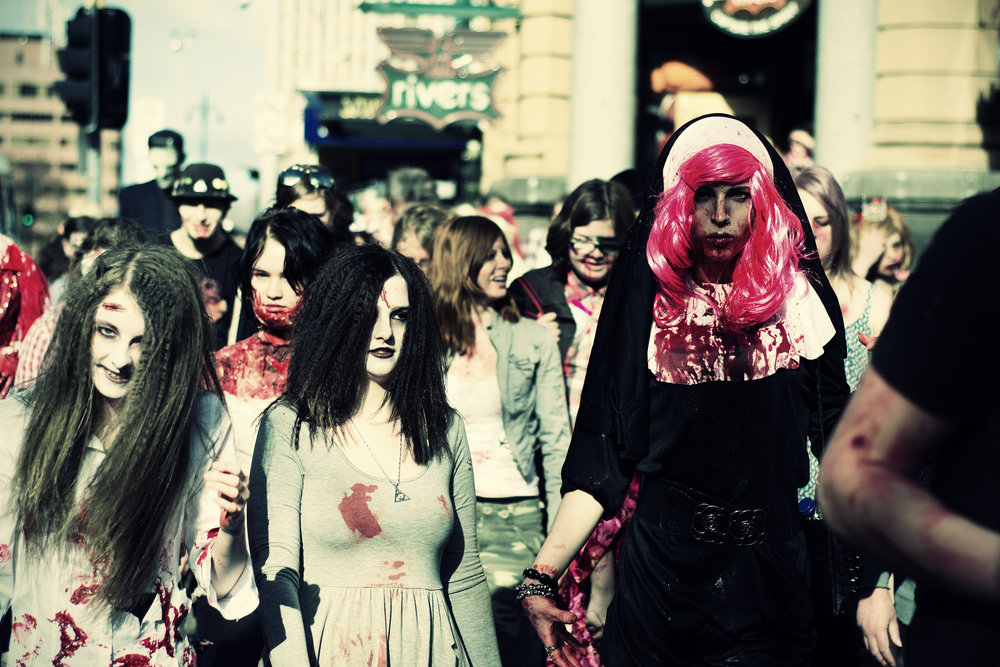 2013-08-24 - Hobart - Zombie March - D3100-0030.jpg