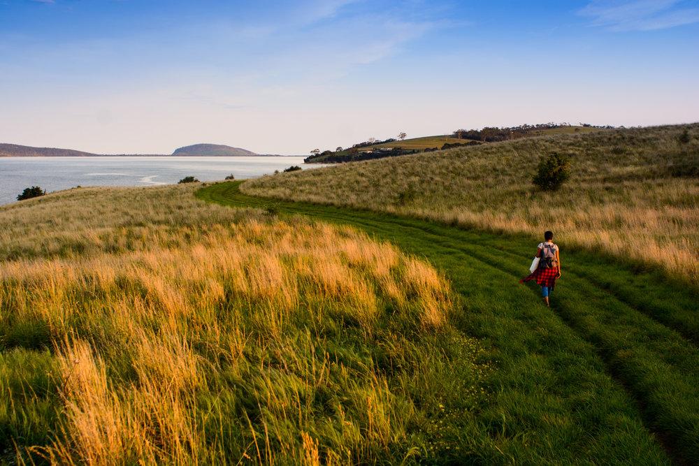 South Arm, Tasmania, Australia.  Nikon D7100 with Nikon 28mm f/2.8 AF-D. (2015)