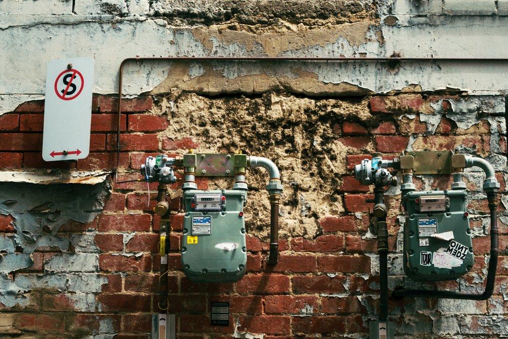 City textures | G9X Mark II | Hobart, Tasmania.
