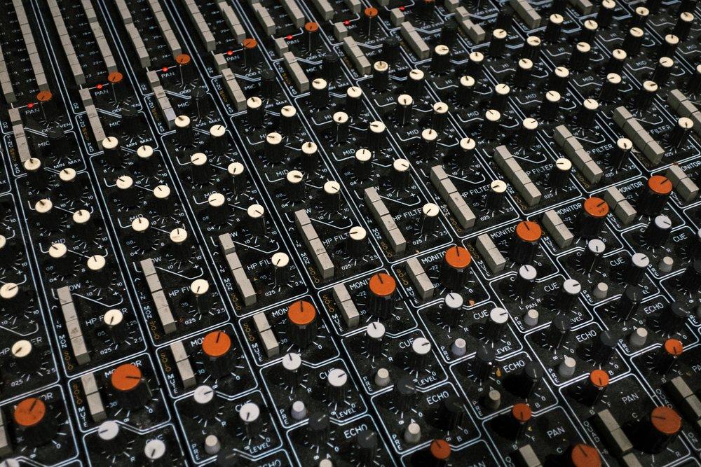 Rack city | Red Planet Recording | G9X Mark II