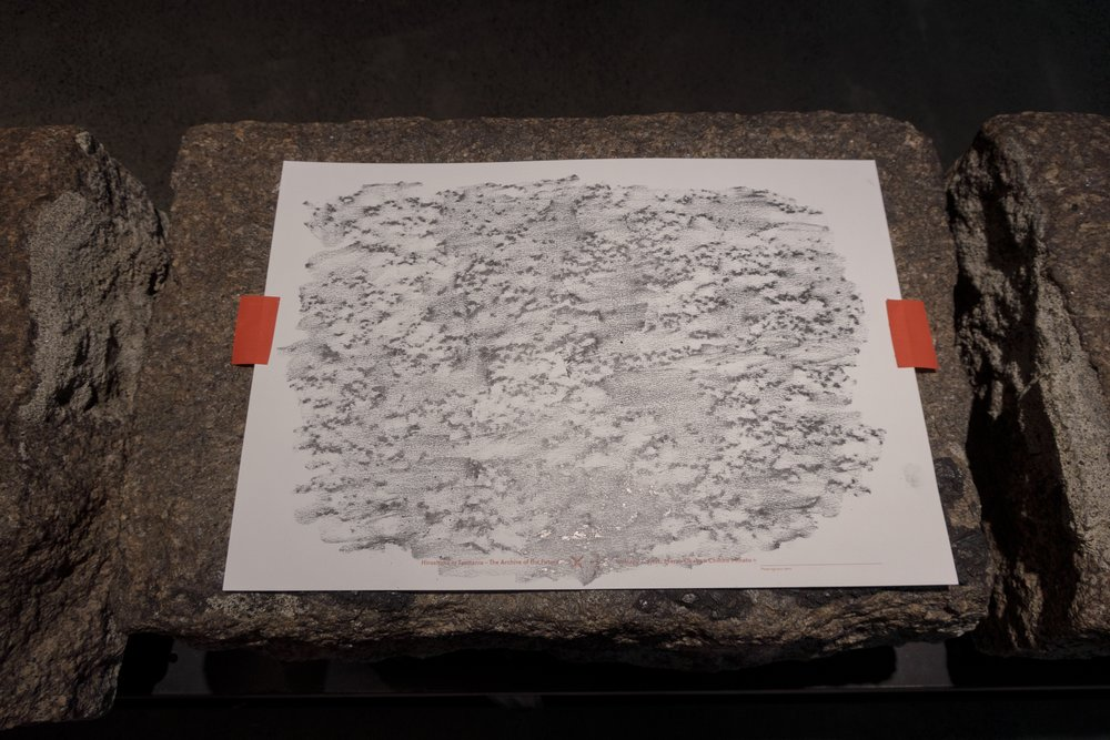 Hiroshima in Tasmania—The Archive for the Future (2010) Masao Okabe and Chihiro Minato