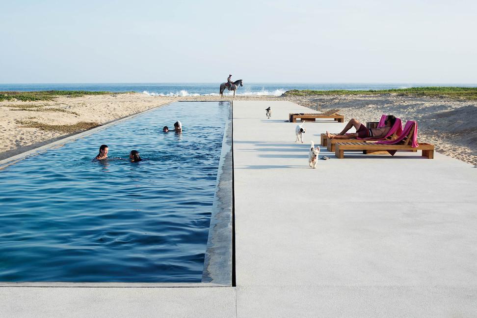 Artist Bosco Sodi Creates an Art Utopia with Architect Tadao Ando