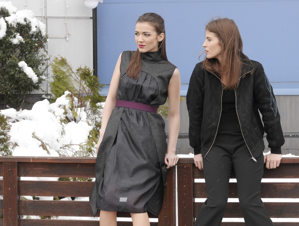 VIVIAN; GERGANA + NATALIA
