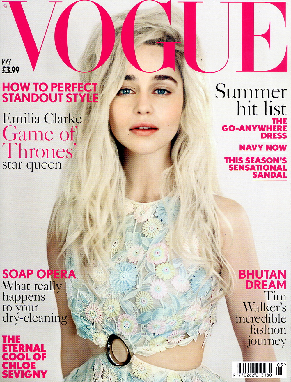 VOGUE UK May