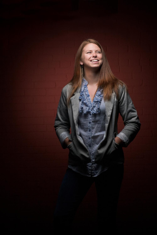 Catie Smiling