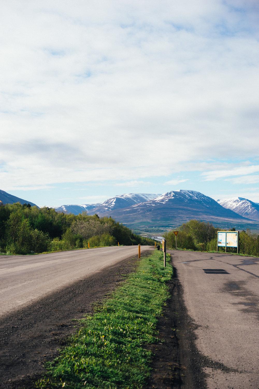 Near Akureyri