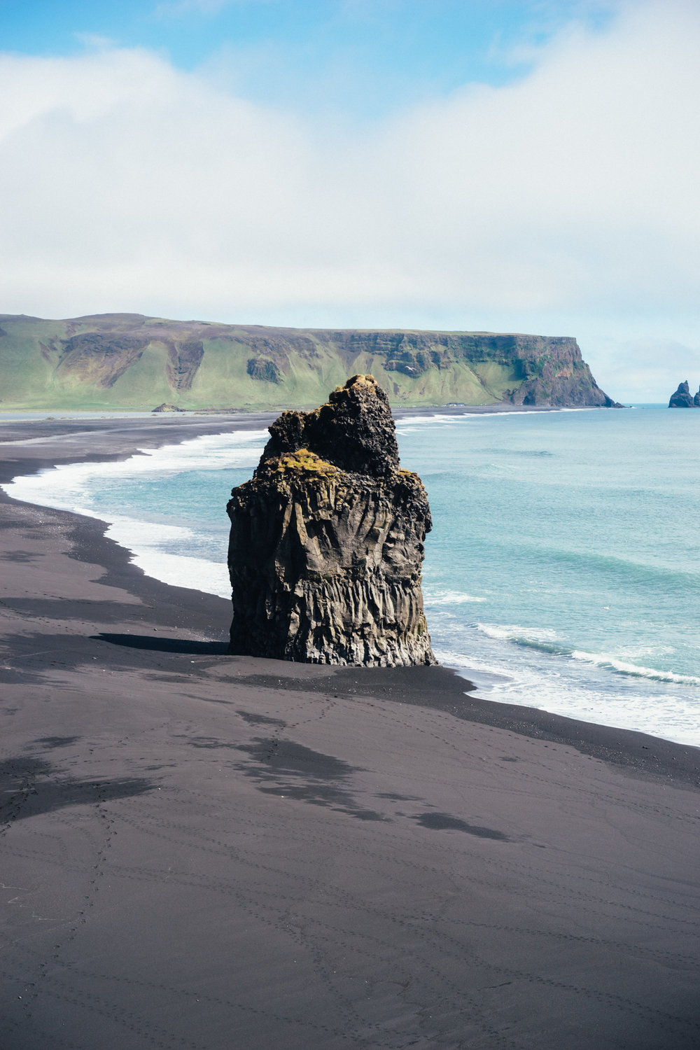 Another perspective of Reynisfjara