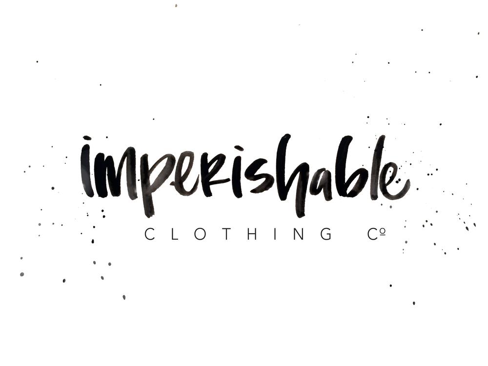 LOGO DESIGN IMPERISHABLE CLOTHING CO