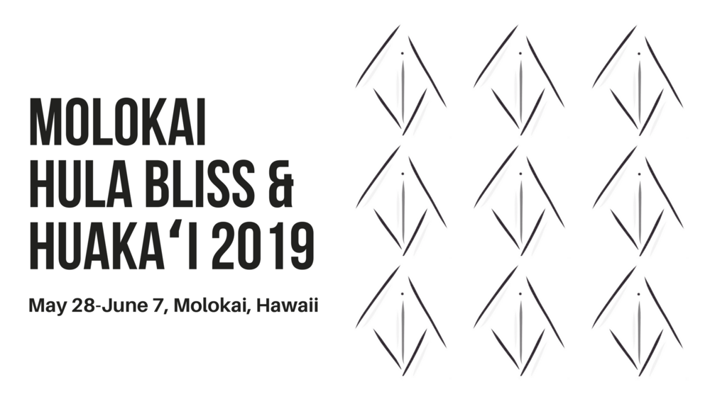 Molokai Hula Bliss & Huakaʻi (Journey) May 28 - June 7 2019.png