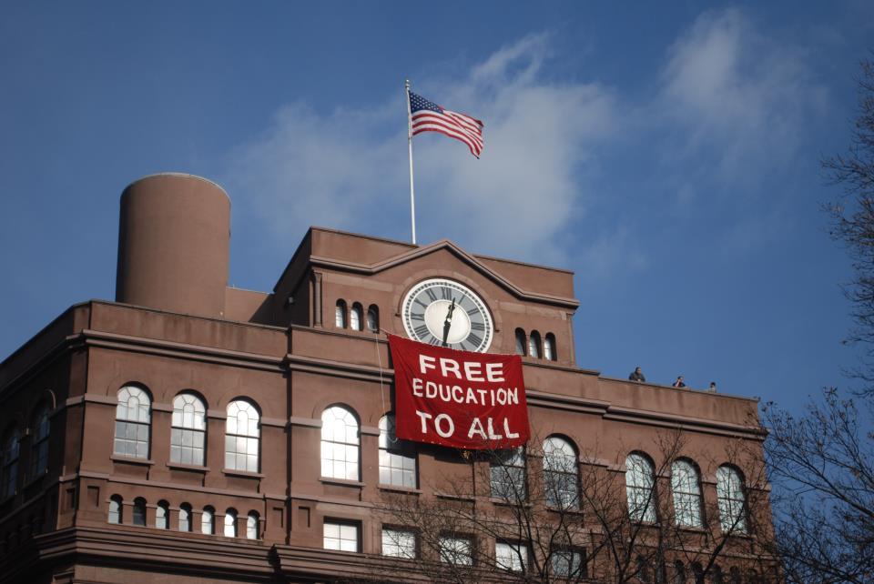 Free Cooper Union 2012