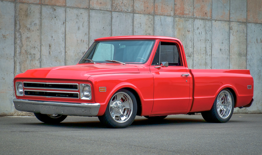 Tyler S 1968 Chevy C10 Chris Holstrom Concepts
