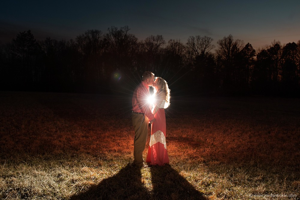 night-engagement-photo-nc